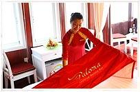 Honeymoon suites with balcony