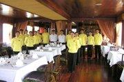 Halong Ginger cruise Restaurant