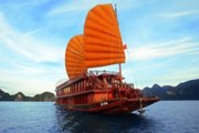Indochina Sails cruise halong bay