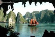 Travel halong bay with princess junk cruise
