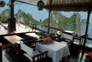 A fine dining restaurant & bar