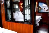 One Deluxe Cabin with En-suite Bathroom