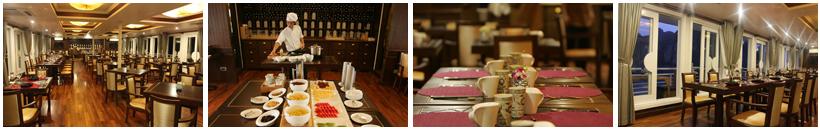 The Au Co Restaurant