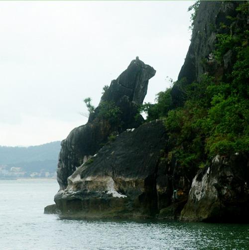 Cho Da islet