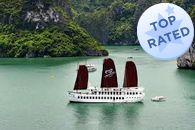 Treasure Junk cruise halong bay