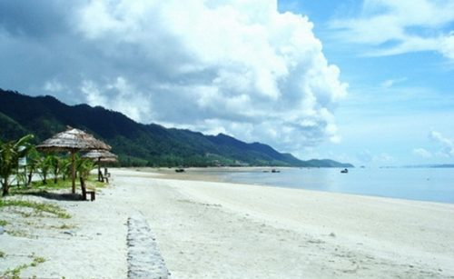 The beautiful paradise on earth in Van Don
