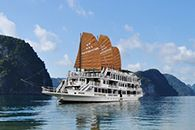 Victory Star cruise halong