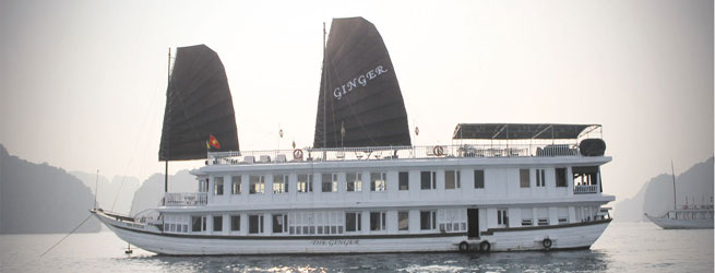 An unforgettable experience in a lifetime in Halong Bay with a cruise of luxury