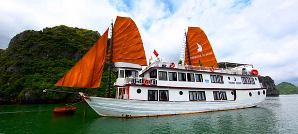 Phoenix Cruise Halong Bay
