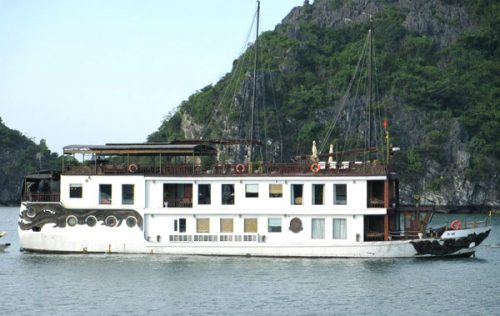 Violet Cruise on Halong Bay