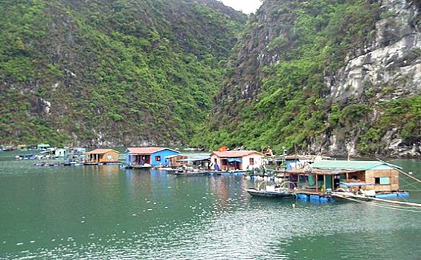 Ba Hang fishing village