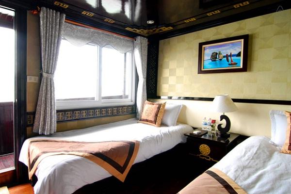 Alova Gold Cruise's Cabin