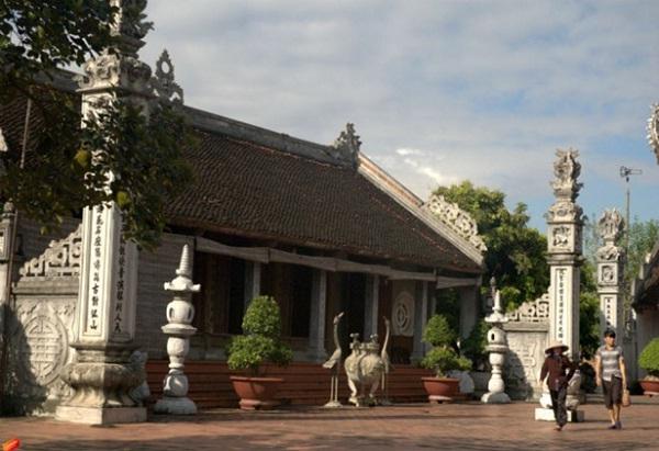 Canh Huong Pagoda in Yen Duc Village