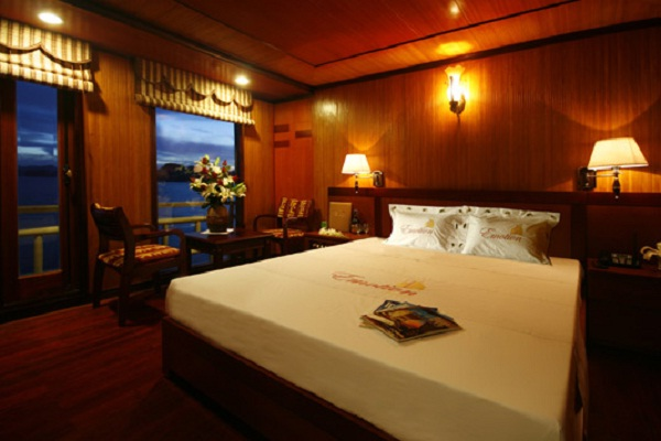 Halong Emotion Cruise's Cabin