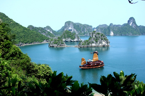 Halong Bay is a must-see destination in Vietnam