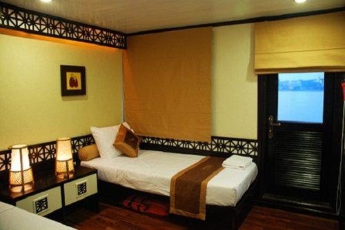 Caravella Cruise Cabin