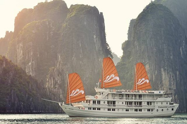Paradise Cruises - the most luxurious cruises on Halong Bay