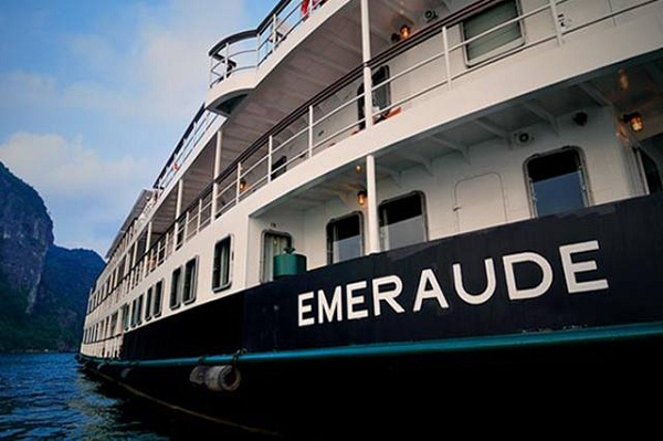 Travelling on Emeraude Cruise is an interesting journey back in time