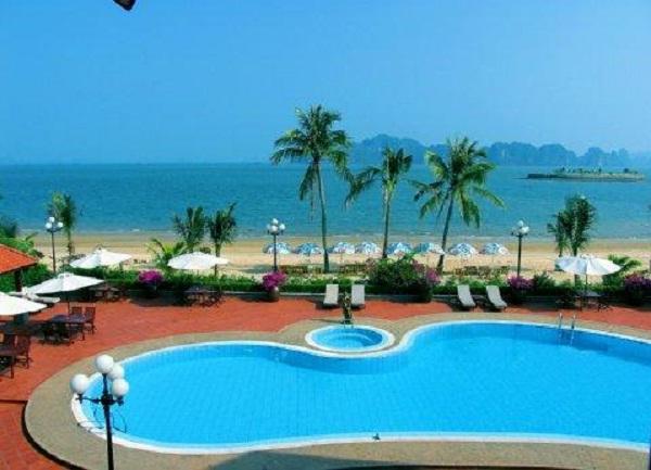 International-standard resorts by the beach