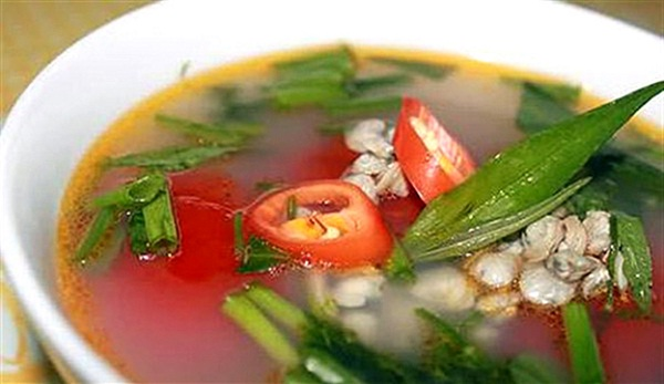 Attractive colorful image of Canh Ha