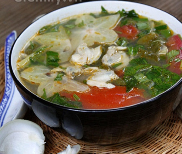Canh ha is a bets choice for summer time
