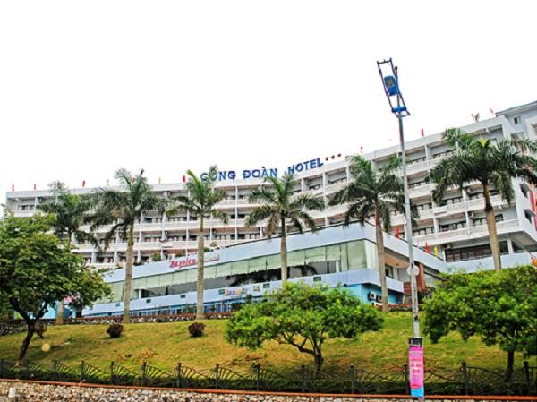 A big hotel