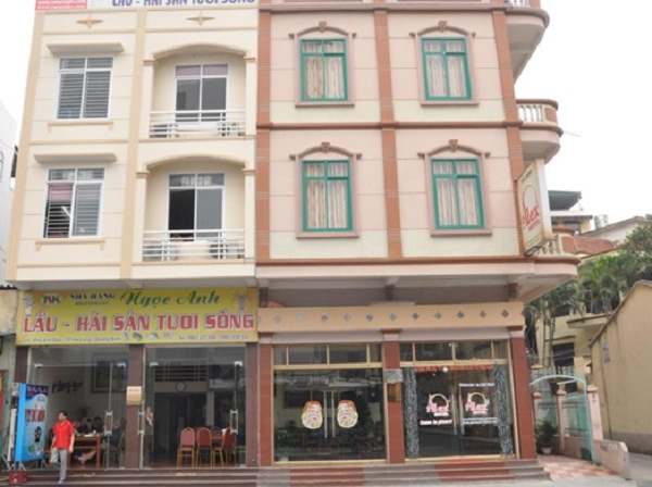 Some cheap hotels in Halong Bay, Vietnam