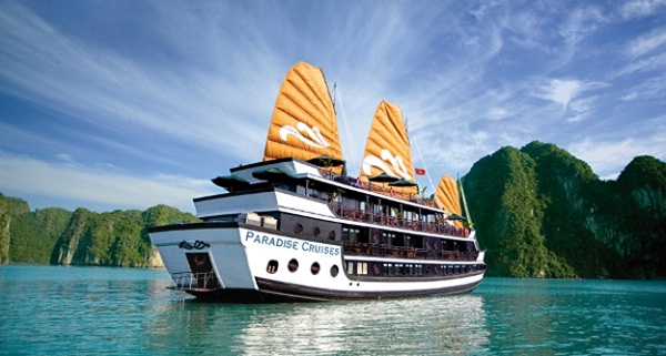 The most luxurious and modernest cruise- Paradise Luxury