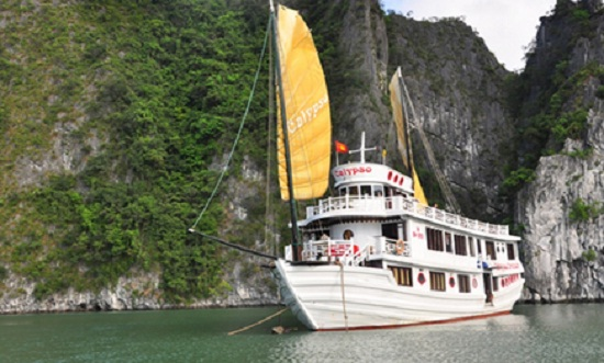 Top superior cruise in Halong