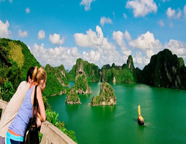 Halong Bay – charming paradise