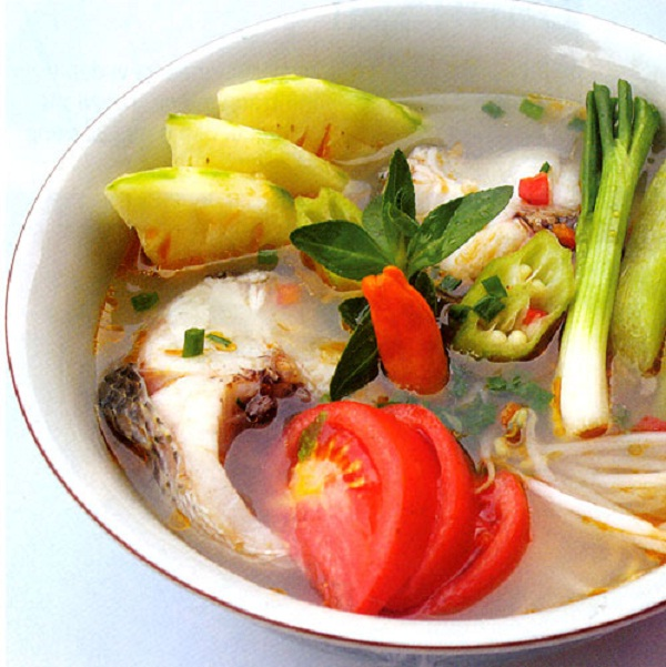 Every house in Vietnam usually cook canh chua for some special occasions