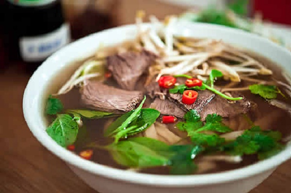 Pho is one of famous foods in Vietnam worth tasting
