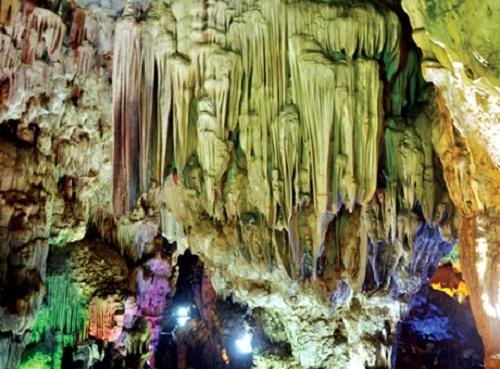 Thien Long Cave