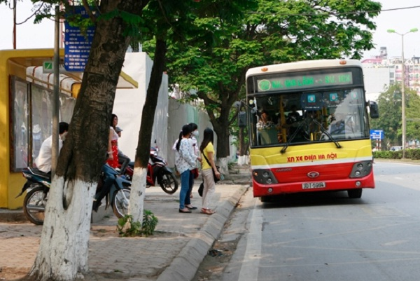 Bus in Vietnam has different directions so take care of the way you want to go
