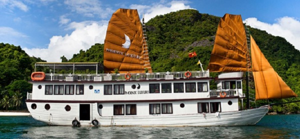 Halong Phoenix Cruise
