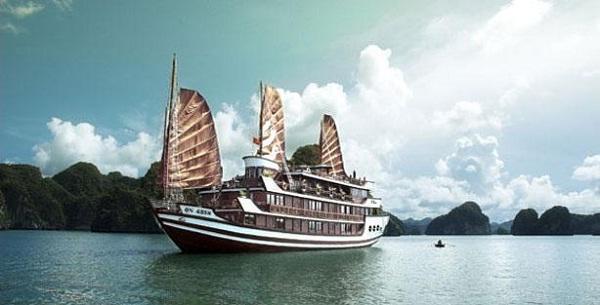Top Halong Bay boat tour