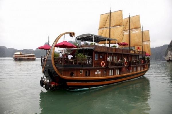 Poseidon Halong Cruise