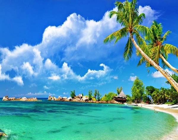 Beach in Phu Quoc