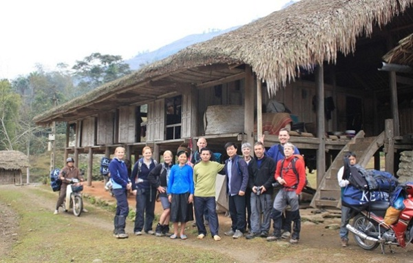 Homestay in the Northern Vietnam