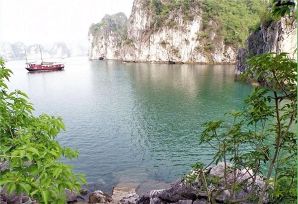 What to visit in Halong Bay