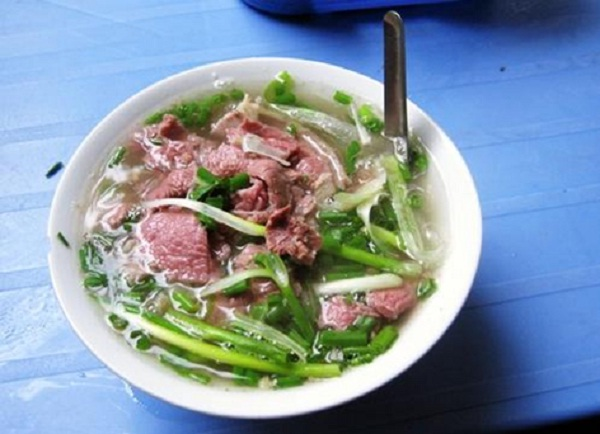 Pho has high price
