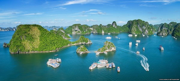 How to get to Halong from Hanoi