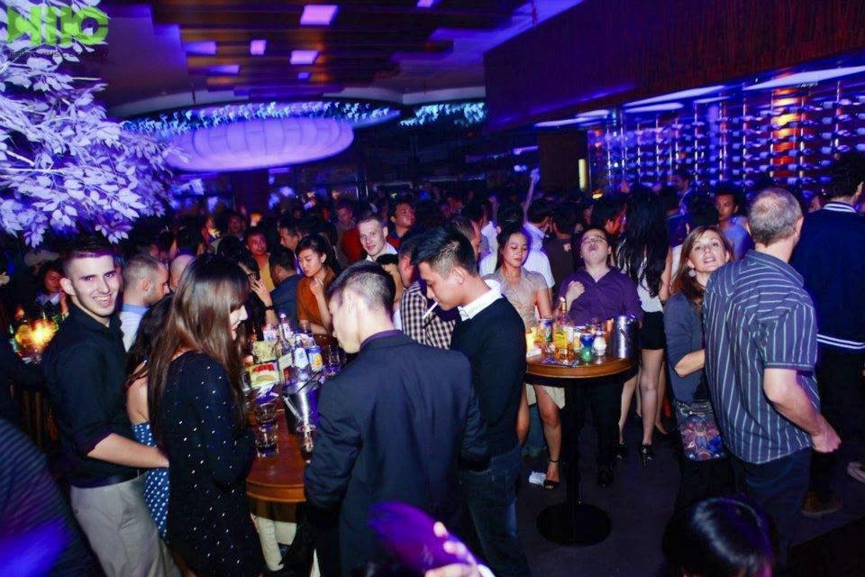 Nightclub in Halong