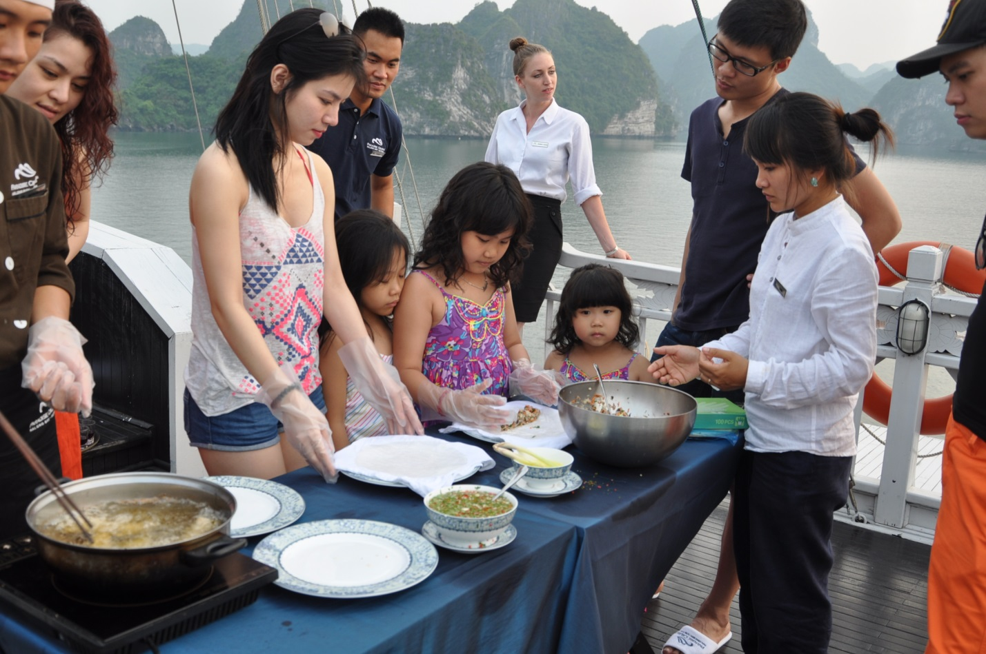 Cooking classes for all family members