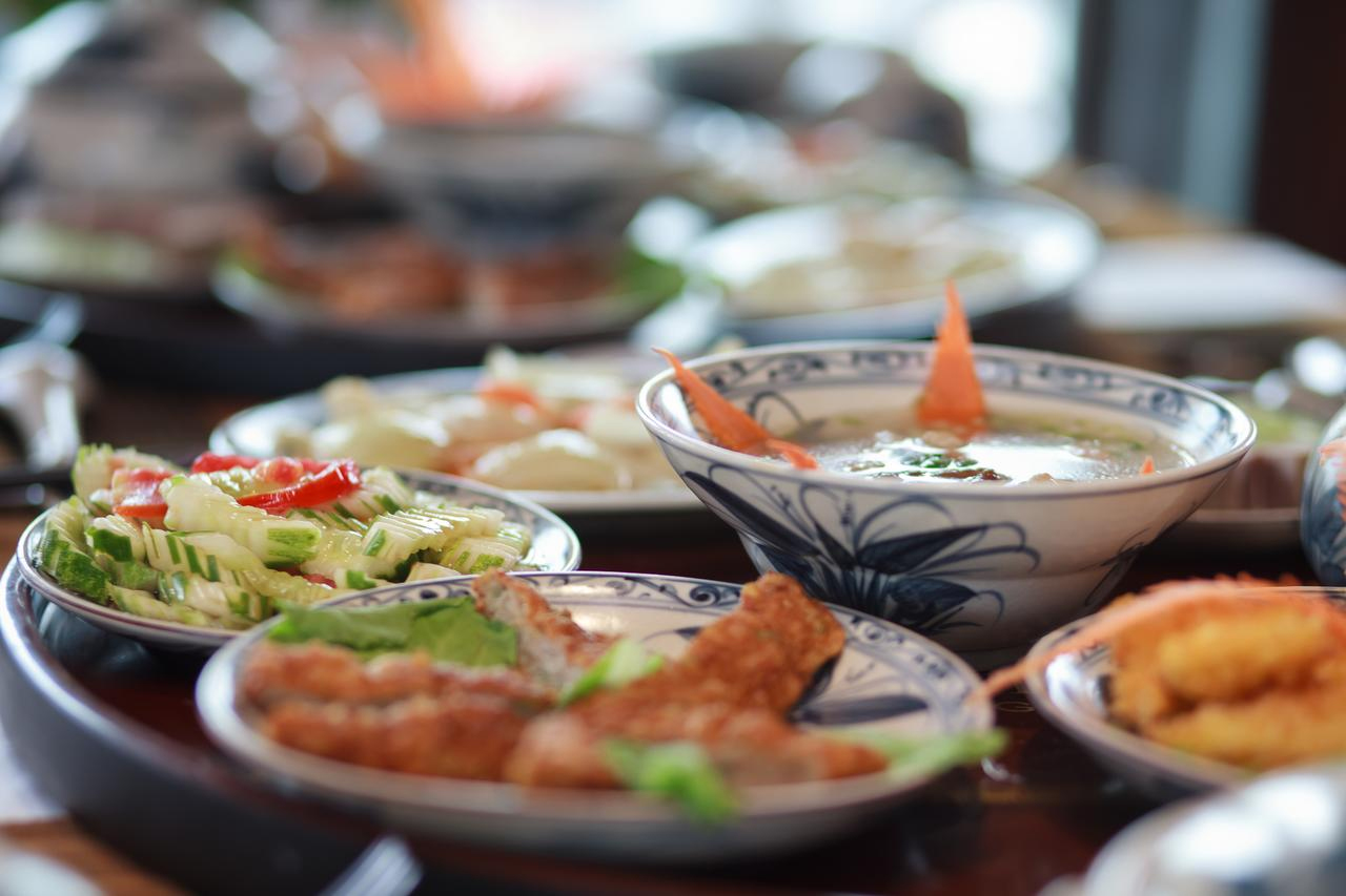 Enjoy top delicious food in Halong