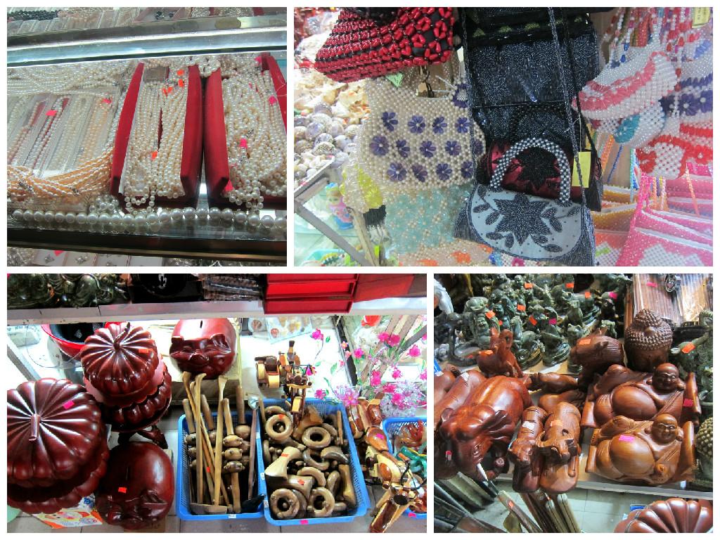 Halong Bay souvenirs