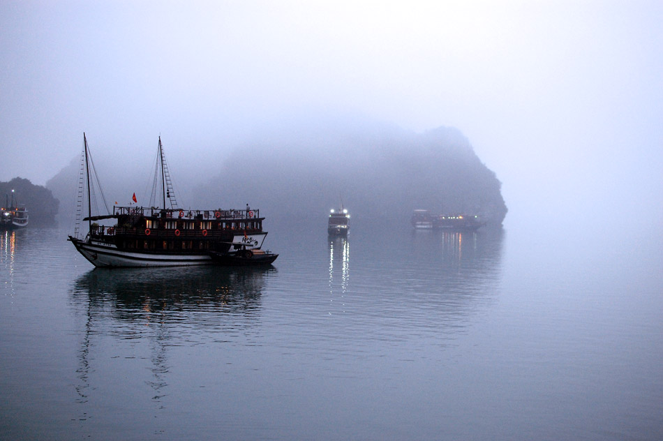 Is it wise to visit Halong Bay in winter