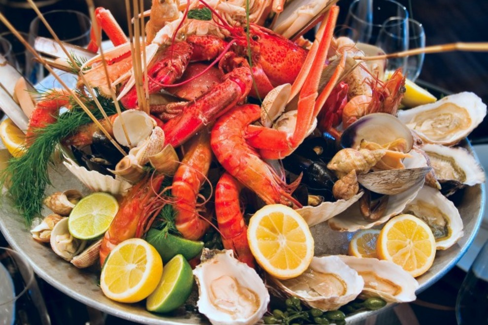The exceptional gastronomy of Halong Bay would definitely surprise any gourmets