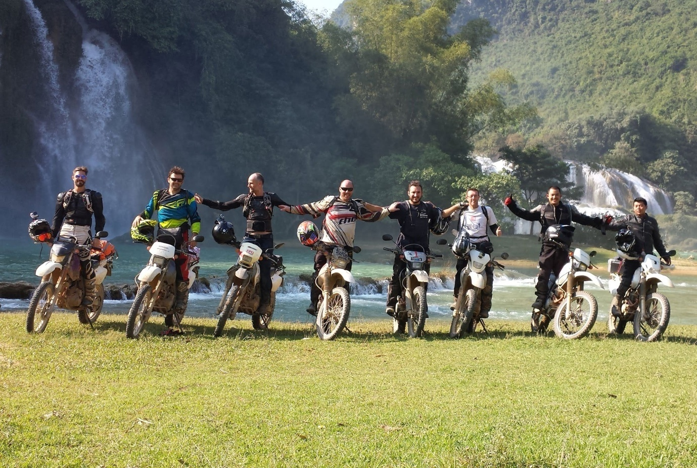 Vietnam by motorcycle is an interesting challenge