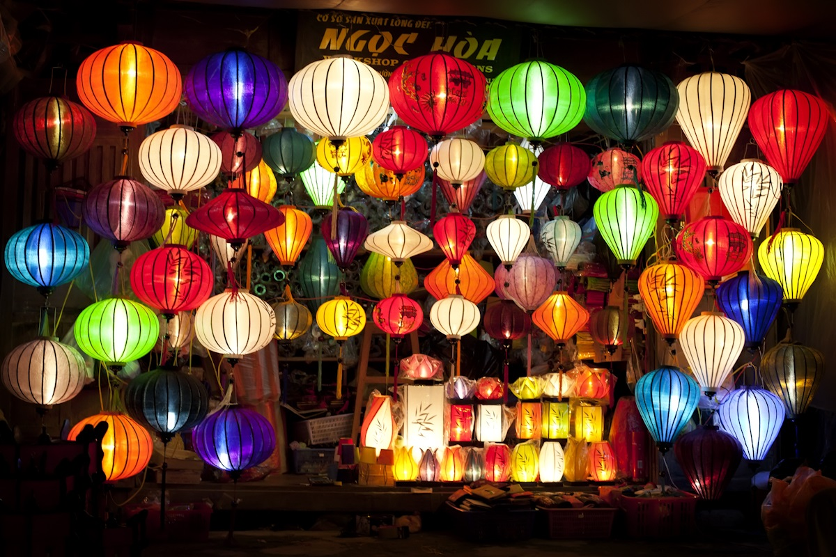 Hoi An, which you shouldn't miss on your across Vietnam tour